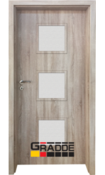 Интериорна врата ГРАДЕ Бергедорф, цвят Дъб Вераде