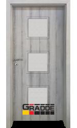 Интериорна врата ГРАДЕ Бергедорф, цвят Ясен Вералинга