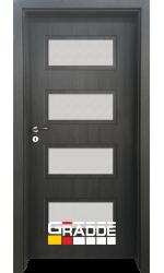 Интериорна врата ГРАДЕ Бломендал, цвят Череша Сан Диего