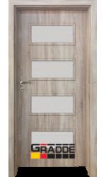 Интериорна врата ГРАДЕ Бломендал, цвят Дъб Вераде