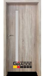 Интериорна врата ГРАДЕ Вартбург, цвят Дъб Вераде