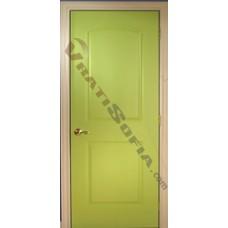 Интериорна врата Kent зелена